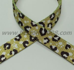 Heat Transfer Printing Webbing Ribbon#1412-56A pictures & photos