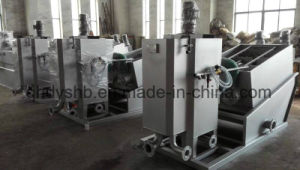 Sludge Dewtering Machine for Meat Processing Wastewater Treatment pictures & photos
