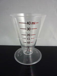 40ml Measuring Cup, 100% Food Grade PS, Steril, Transparent pictures & photos