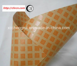 High Quality New Type Diamond Dotted Insulation Paper pictures & photos