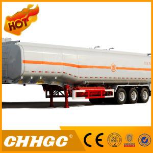 3 Axle 40cbm Oil/Fuel Tanker Semi Trailer