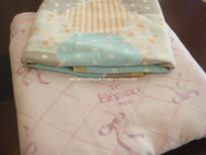 100%Cotton Baby Blanket pictures & photos