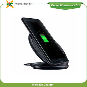 Mobile Phone Qi Wireless Charger for Samsung Galaxy S7 S7edge pictures & photos