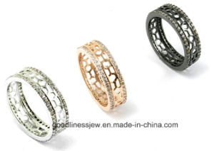 China Jewelry Factory Sale Direct Special Women 925 Silver Ring R10016 pictures & photos