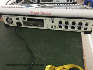 DMX Console Avolites Tiger Touch Controller Nj-T for Moving Head Stage Lighting pictures & photos