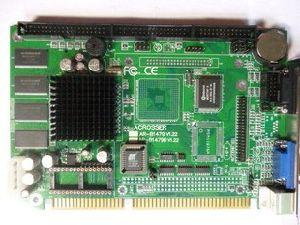 Mainboard CPU Card Acrosser Ar-B1479A Half Size CPU Card. CNC EDM Cards Boards