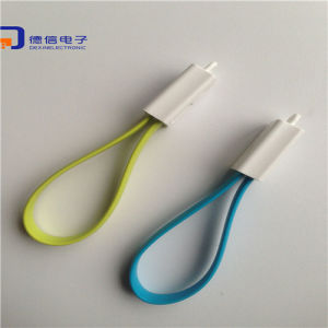 Brand New Flat USB Charging Cable for Samsung pictures & photos