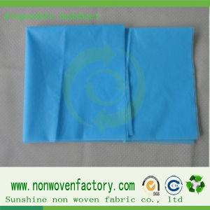 Factory From China Supply Nonwoven Bed Sheet Fabric pictures & photos