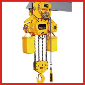 5 Ton Electric Chain Hoist with Competitive Price pictures & photos
