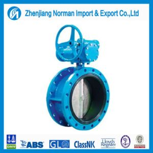 High Quality Butt-Clamped Butterfly Valve pictures & photos