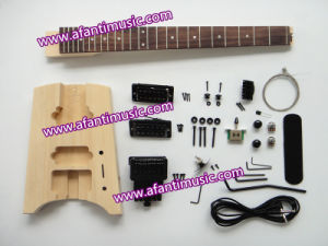 Headless Style DIY Electric Guitar Kit (Afanti AWT-815K) pictures & photos