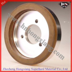 High Quality Resin Diamond Grinding Cup Shape Wheel pictures & photos