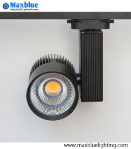 20W Triac/0-10V/Dali Dimmable COB LED Track Light Track Lighting pictures & photos