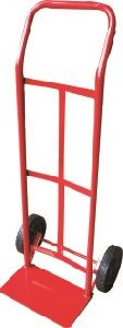 Metal Red Hand Trolley pictures & photos