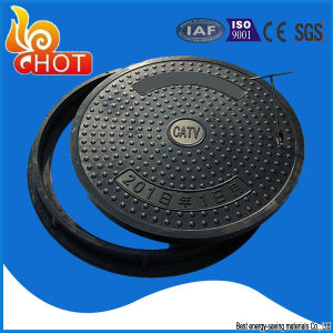 C250 En124 SMC Composite Vented Manhole Cover pictures & photos