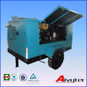 Price of Mobile Air Compressor for Spay Painting