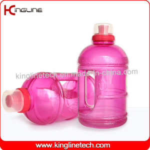 1L Plastic Water Jug Wholesale BPA Free with Handle (KL-8005) pictures & photos