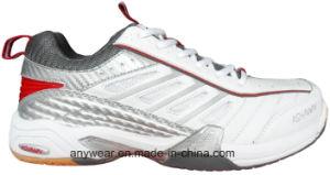 Mens Badminton Court Shoes Table Tennis Footwear (815-5290) pictures & photos