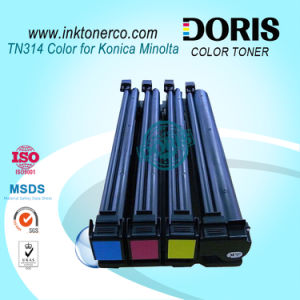 Refillable Cartridge Tn314 Color Copier Toner for Konica Minolta Bizhub C353 C353p pictures & photos