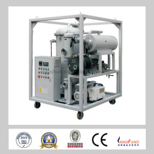 Zja-150 Two Stage Vacuum Transformer Oil Purification Machine pictures & photos