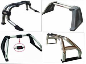 ABS Stainless Steel Universal Roll Bar for Pickup Truck