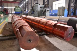 Support Roller Shaft Rotary Kiln and Dryer pictures & photos