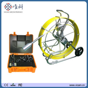 120m Waterproof Pipe Inspection Camera with Meterage Device pictures & photos