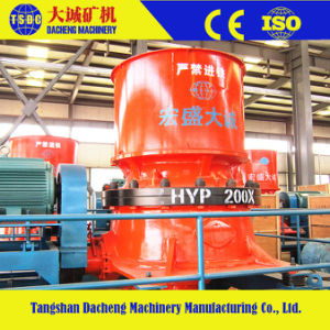 Hyp Good Performance Hydraulic Cone Crusher pictures & photos