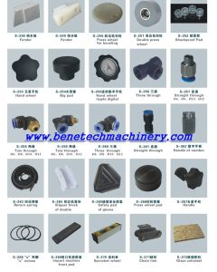 All Type Spare Parts for Glass Machine, Chinese Glass Machines Spare Parts pictures & photos