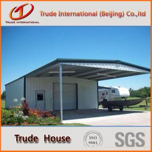 Light Steel Structure Modular/Mobile/Prefab/Prefabricated Living Building pictures & photos