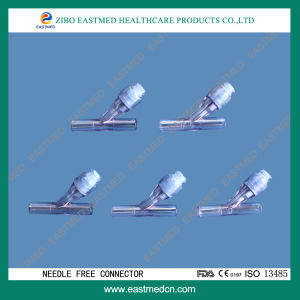 Y Type Free Needle Connector pictures & photos