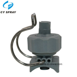 Coating Line Clamp Flat Fan Adjustable Spray Nozzle pictures & photos