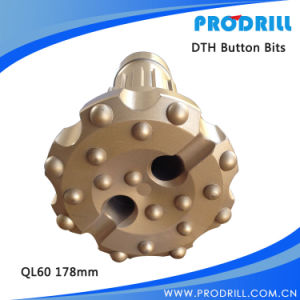 Down The Hole/DTH Drill Rock Button Bit for Drilling/Mining/Hammer pictures & photos
