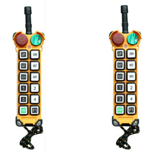F24-12s Wireless Industrial Remote Control for Double Girder Bridge Crane pictures & photos