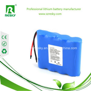 7.4V 4000mAh 4400mAh 5200mAh Li-ion Rechargeable Battery for Power Tool