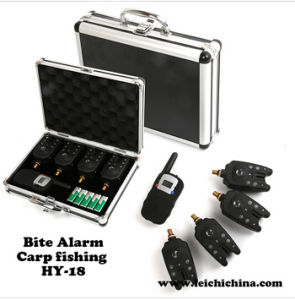 Wholesale Top Grade Carp Fishing Wireless Bite Alarm pictures & photos