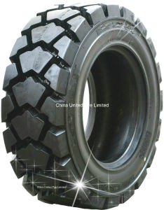 Bobcat Tyres with Strong Sidewall 10-16.5, 12-16.5 pictures & photos
