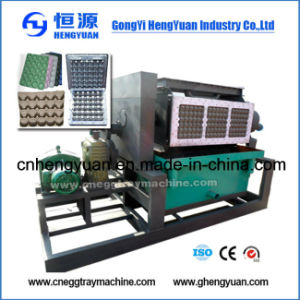 Easy to Operate Recycling Paper Pulp Egg Tray Making Machine pictures & photos