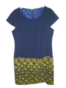 Lady Fashion Dress/ Garment/ Apparel (901)