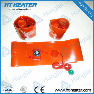 Drain Pipe Heating Silicone Rubber Heater pictures & photos