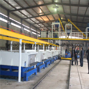 EPS Wall Panel Machine/Sandwich Wall Panel Machine pictures & photos