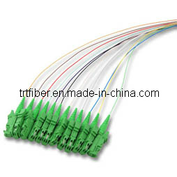 E2000 Sm Fiber Optic Pigtail, E2000 Single Mode Optical Connector pictures & photos