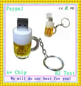 4GB USB Flash Drive of Beer (GC-B555) pictures & photos