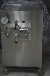 Industrial Use 1000L/H High Pressure Homogenizator Machine pictures & photos