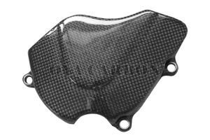 Carbon Fiber Motorcycle Sprocket Cover for Aprilia Rsv 2004-09 pictures & photos