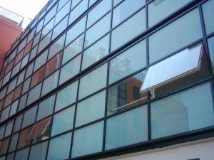Glass Wall Curtain Wall Aluminium Extrusion Profile/ Aluminum Profile for Aluminium Foil pictures & photos