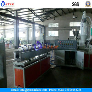 PVC Fiber Reinforced Hose Extrusion Line/Extruder Production Line for Pressure Hose pictures & photos