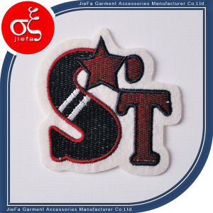 Eco-Friendly Custom Cheap Embroidery Patches pictures & photos