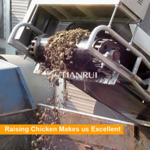 Conveyor Belt Chicken Cage Manure Removal Machine for Broiler Cage pictures & photos