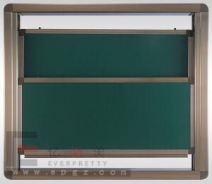 Multi-Function Foldable Magnetic Green White Board for Classroom pictures & photos